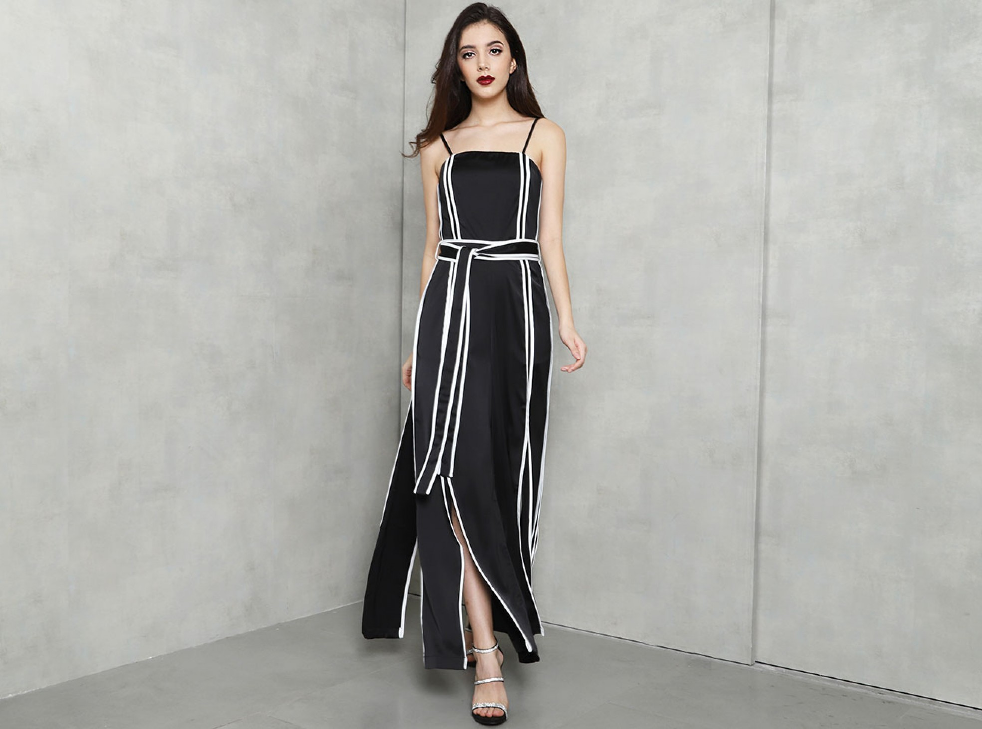 HELD HIGH JUMPSUIT BLACK   MAISION.COM : Fashion Online
