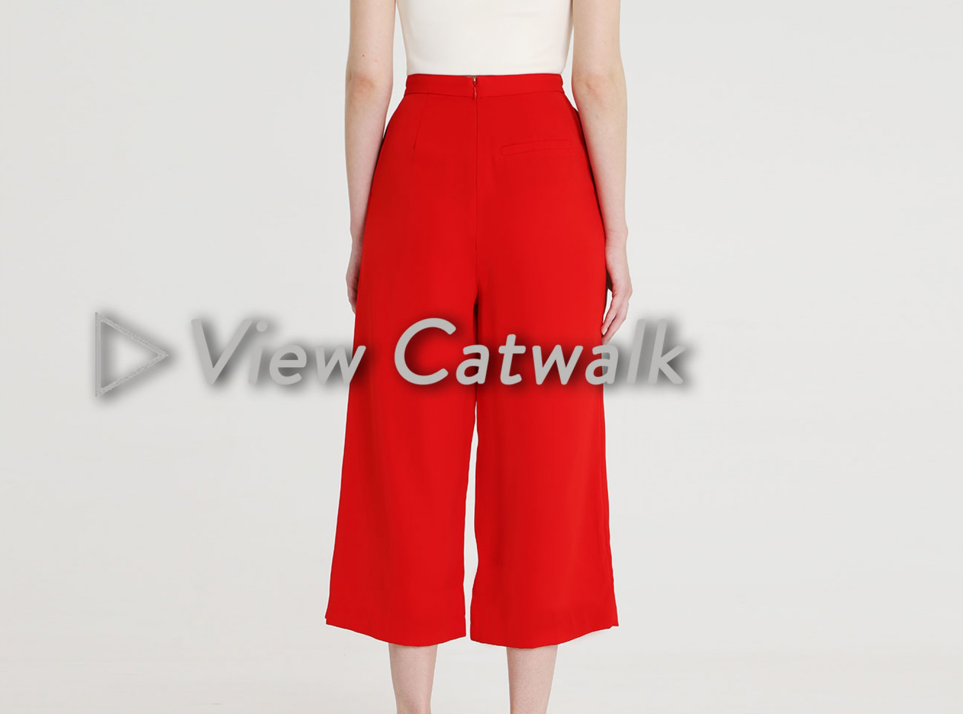 WRAP OVER CULOTTES